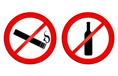 Alcoolismo e tabagismo