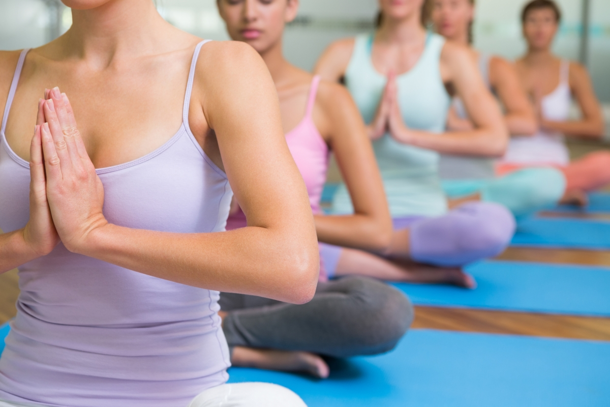 Benefícios da ioga