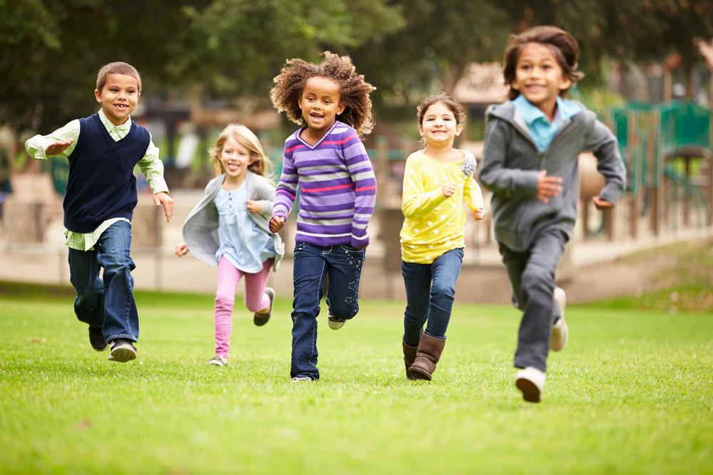 hábitos saudáveis para crianças