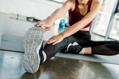 Exercícios físicos em casa
