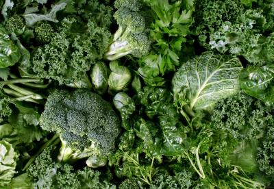 Verduras mais nutritivas