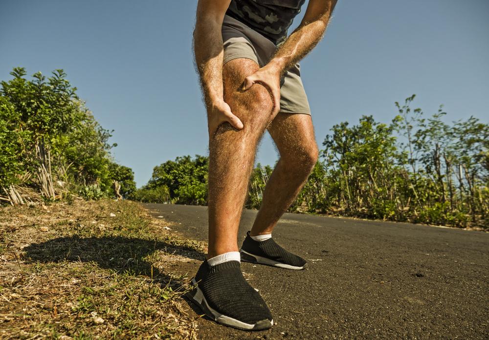 como fortalecer os joelhos
