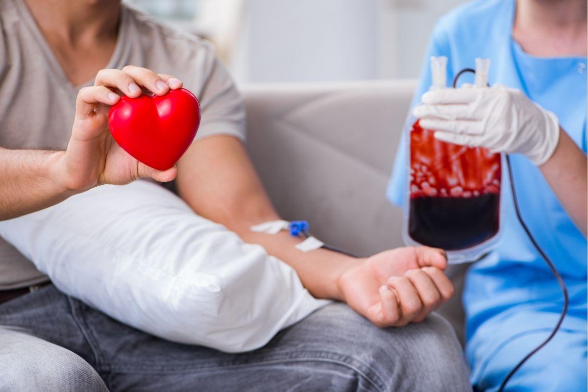 importância de doar sangue